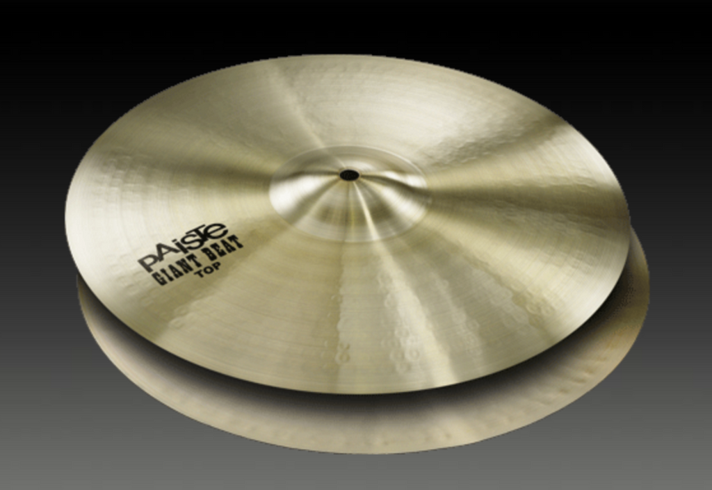 d256babf940 PAISTE 15 GIANT BEAT HI-HAT CYMBAL CY0001013715 – 247drums