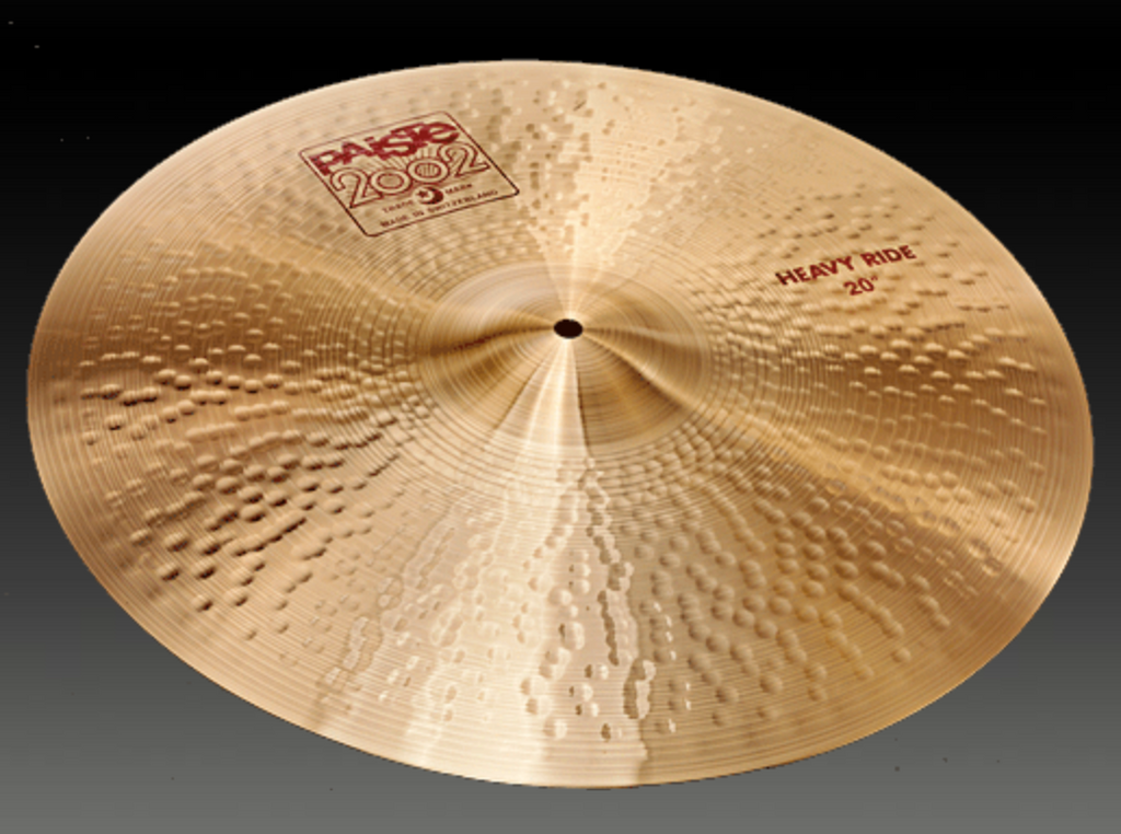 PAISTE 20 2002 HEAVY RIDE CYMBAL CY0001062720