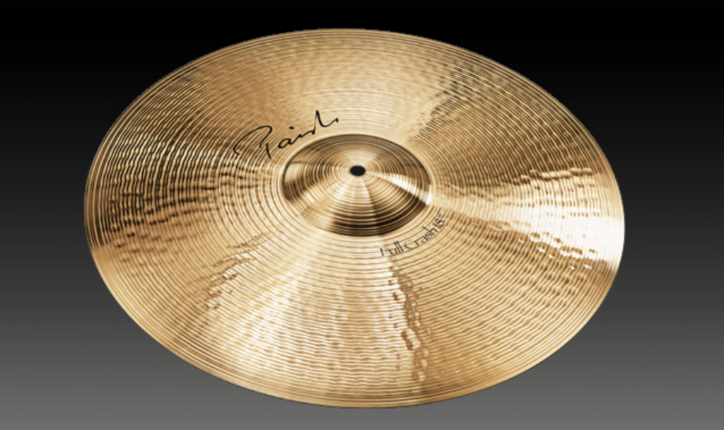 PAISTE 18 SIGNATURE FULL CRASH CYMBAL CY0004001418