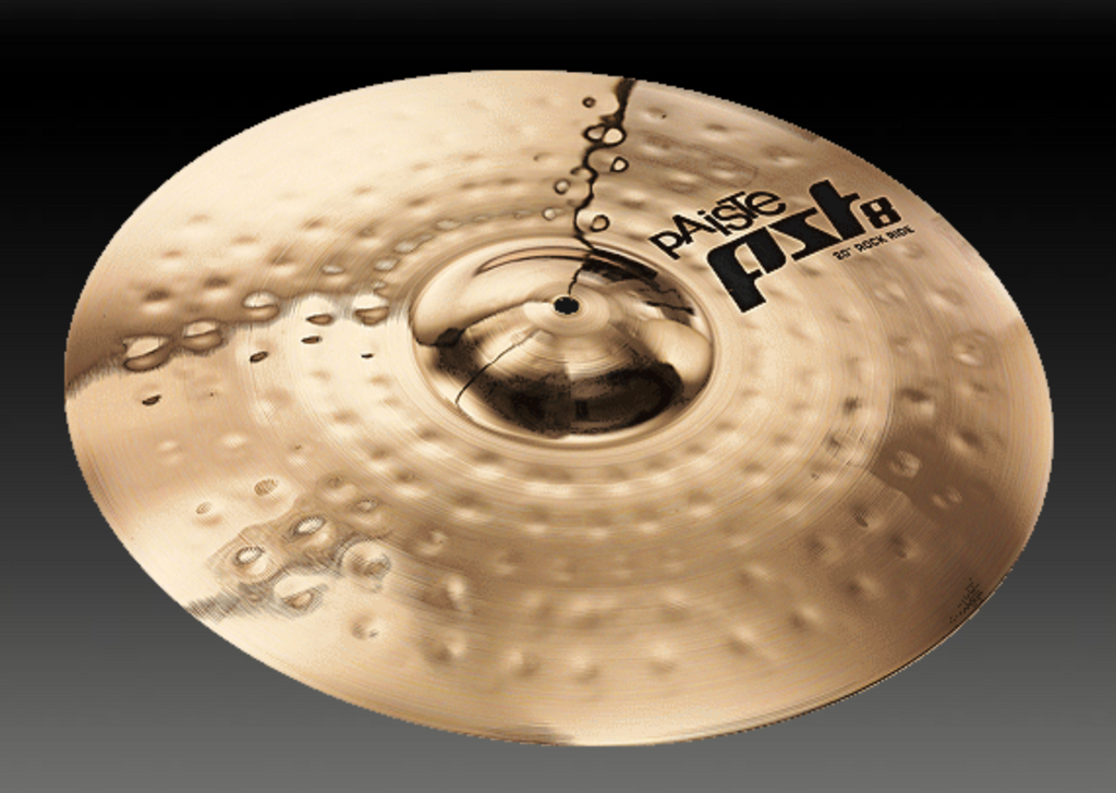 PAISTE 20 PST 8 REFLECTOR ROCK RIDE CYMBAL CY0001802720