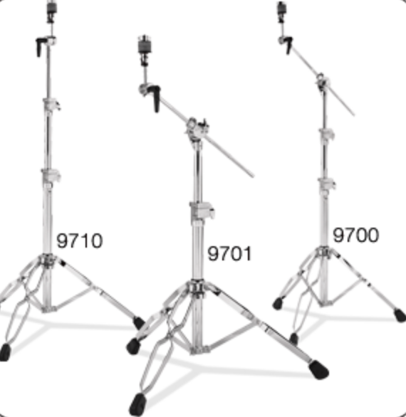 DW 9000 SERIES HEAVY DUTY MULTI CYMBAL STAND DWCP9702