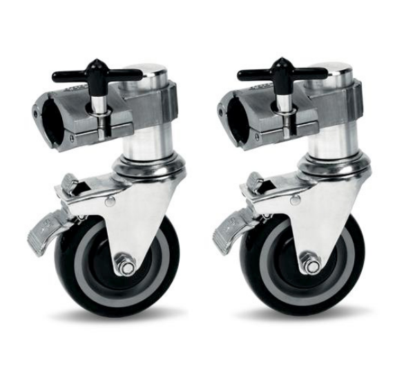 DW Rack Casters single brake (PAIR) DWCPRKCAST