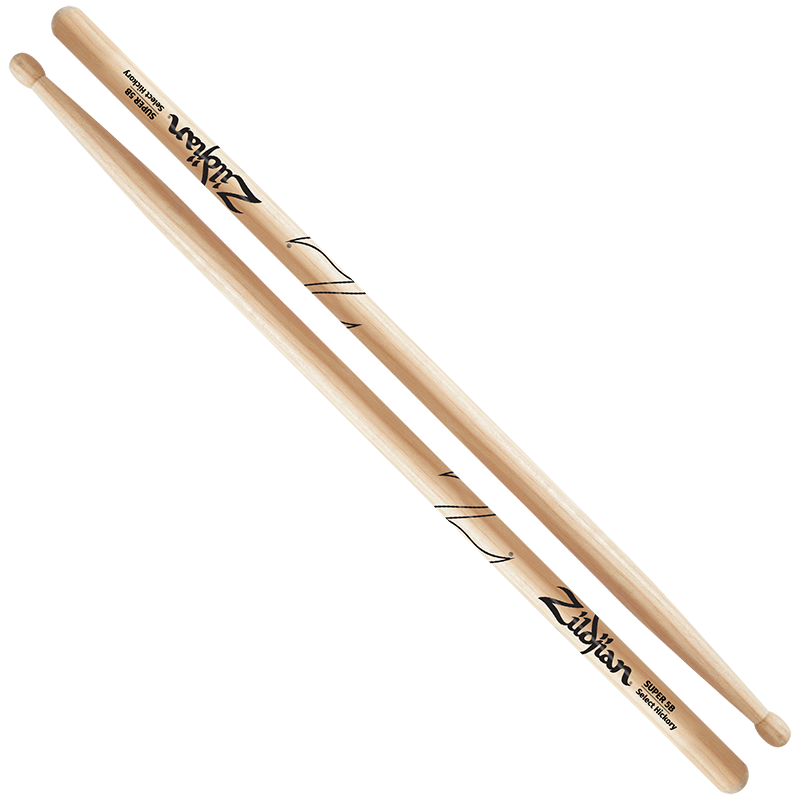 12 Pairs ZILDJIAN MAPLE or HICKORY  Non Signature Models (No Dip)-- 5a,5b,7a,6a super 5a,super 5b etc FREE SHIPPING
