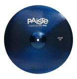"Paiste Color Sound 900 Series Crash Cymbal - 16"", 17"", 18"", 19"" or 20"" - Black, Red, Blue or Purple."