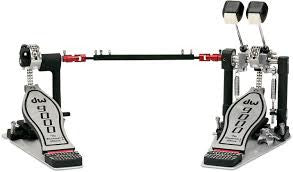 DW 9002 Bass Drum Pedal (FREE - 6 pair of Steve Gadd VF Sticks with purchase)