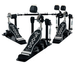 DW 3000 Series single or double bass drum pedal - choose style
