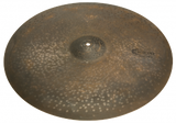 "Sabian Crescent Distressed Element 22"" Ride 2768 Grams/Free Pouch/Free Skype Lesson With..."