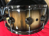 sold out DW limited edition Snare PURE TASMANIAN SNARE 6.5X14 with CASE DREX6514SSNTZB