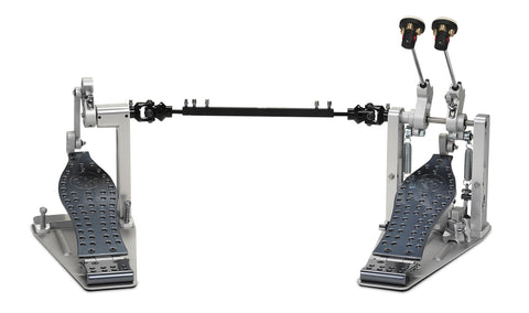 Dw Machined NEW DIRECT drive double bass pedal FREE ZILDJIAN CYMBAL