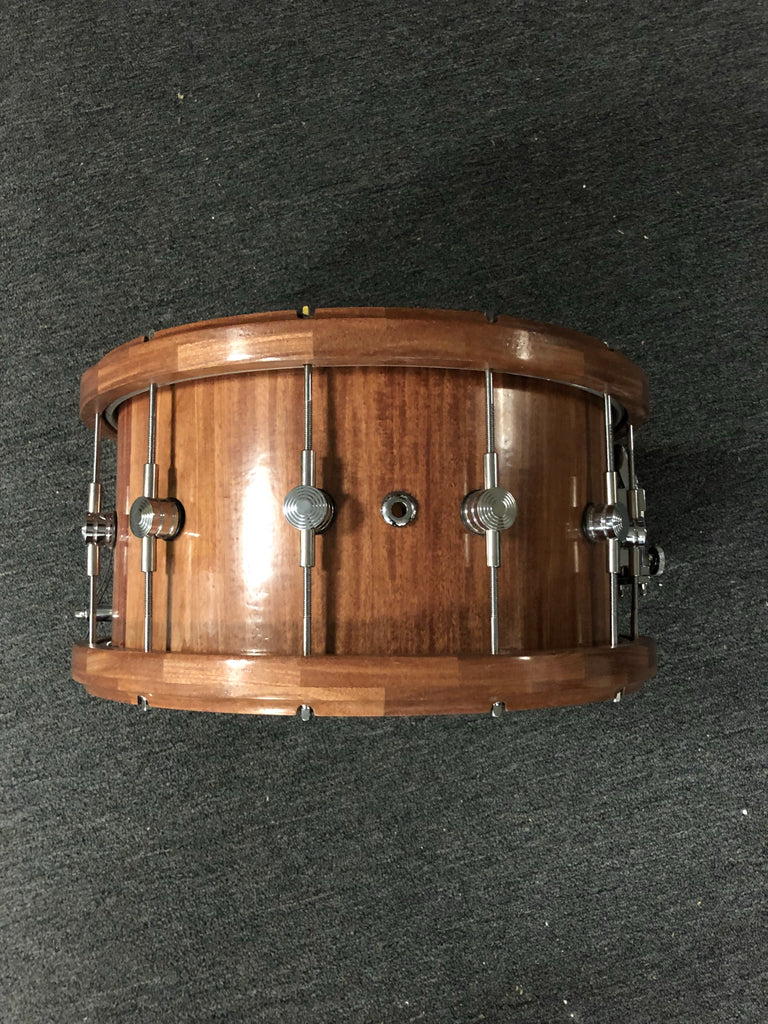 3:14 Snare Drum - 8.5x15  - Demo - Handmade in New England