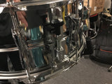 Used rare Yamaha SD2465 Steel Snare Drum - Made in Japan