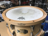 SOLD Yamaha steve Jordan Rare Snare with original wood maple hoops vintage