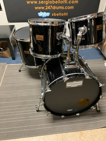Pearl mlx all maple shells drum set 12 13 16 22 USED