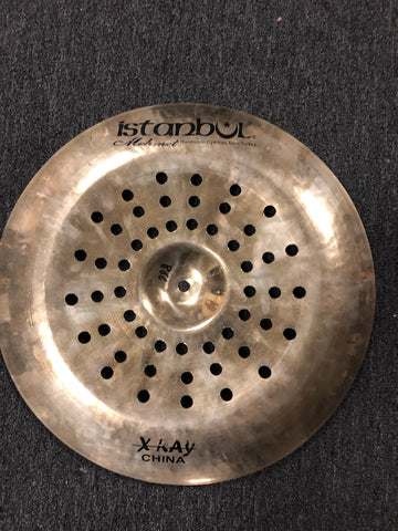 "Istanbul X-Ray China Cymbal - 16"" - 866 grams - USED"