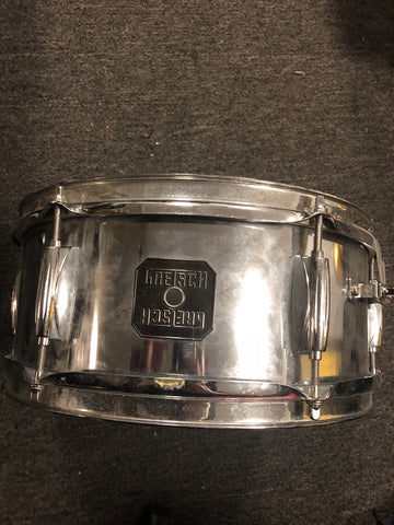 Gretsch Full Range Steel Snare Drum - 5x12 - USED