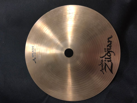 "Zildjian A Splash - 6"" - 106 grams - Used"