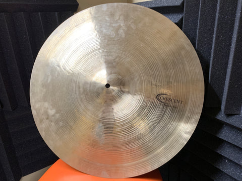"Crescent by sabian 20"" Stanton Moore PANG THANG special fx cymbal"