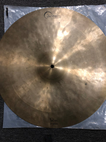 "Dream Bliss Ride Cymbal - 20"" - 1828 grams - Used"