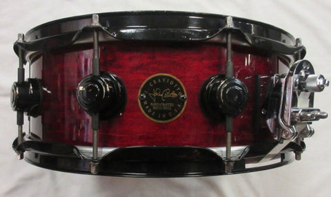 Dw Craviotto USA rare Snare Drum 5 x 14 solid ply