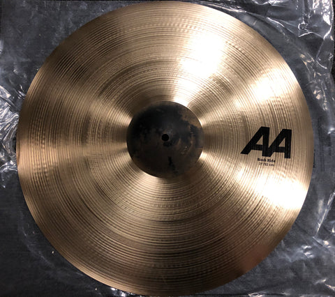 "Sabian AA Bash Ride Cymbal - 21"" - 2214 grams -  New"