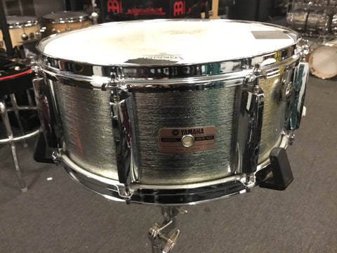 Used Rare Yamaha SD-365G 14x6.5 Birch Snare Drum Made in Japan