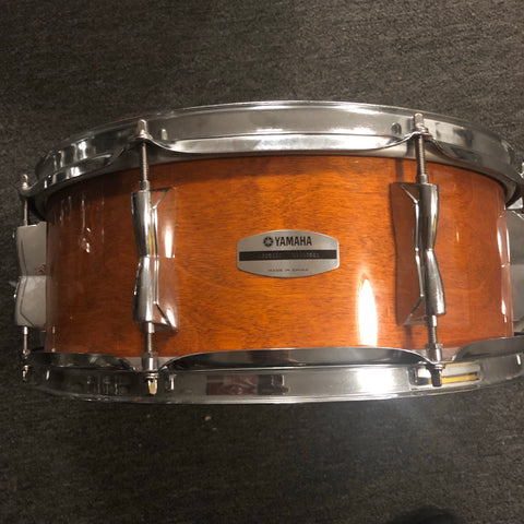 Yamaha Maple Snare Drum - BSD 0655 - 5.5 x 13 - Used - With Video
