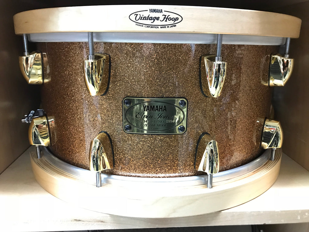 NEW old Stock RARE japan ELVIN JONES SNARE drums