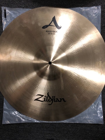 "Zildjian A Rock Ride Cymbal - 20"" - 1989 grams - New"