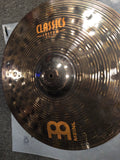 "Meinl Classics Custom Dark Ride - 20"" - 2447 grams - Used"