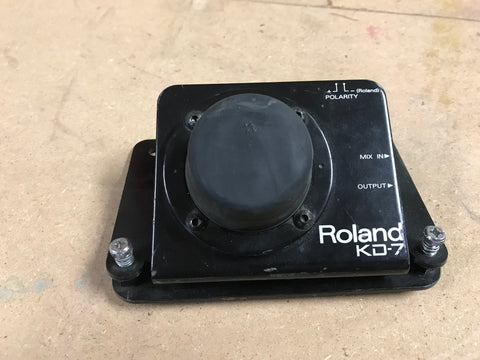 Roland kd7 used bass Drum electronic pad