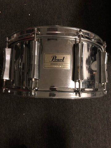 Pearl Session Elite Snare Drum - 6.5x14 - USED - With Video