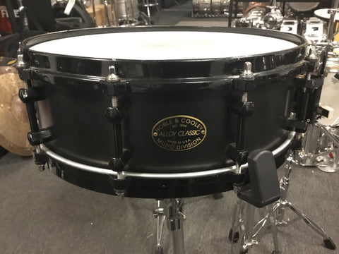 Used Noble & Cooley Alloy Classic Snare Drum 14x4.5 Made in USA