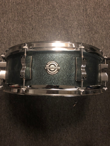 Ludwig Questlove Snare Drum - Blue - 5x14 - USED - signature snare - Product VIDEO