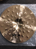 "UFIP Experience collection Blast Extra Dry Crash Cymbal - 17"" - 1066 grams - used"