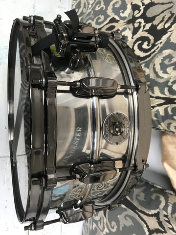 Tama signature pallette CHARLIE BENANTE Snare drum - 6.5 x 14 - WITH VIDEO