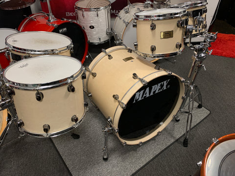 Mapex Orion Birds Eye Maple Drum Set 5 pc Used excellent cond