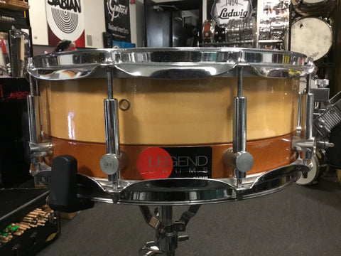 Used Legend Drums Hybrid Snare Drum 14x5.5 Made in USA