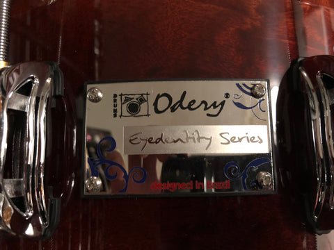 Odery Eydentity Series Snare Drum - 6.5x13 - USED - Designed in Brazil