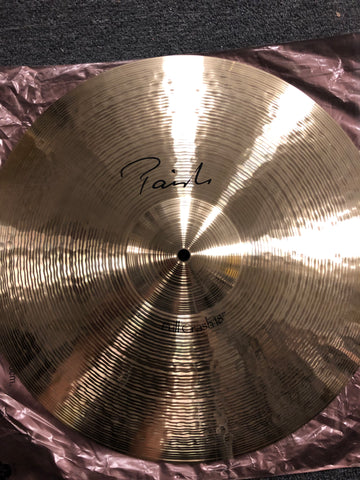 "Paiste Full Crash Cymbal - 18"" - 1469 grams - New"