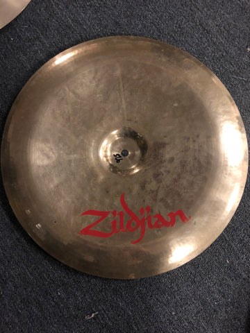 "Zildjian Oriental China - 16"" - 925 grams - USED"
