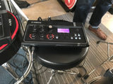 Yamaha EAD Electronic Acoustic Trigger Microphone SET UP for Recording Drums