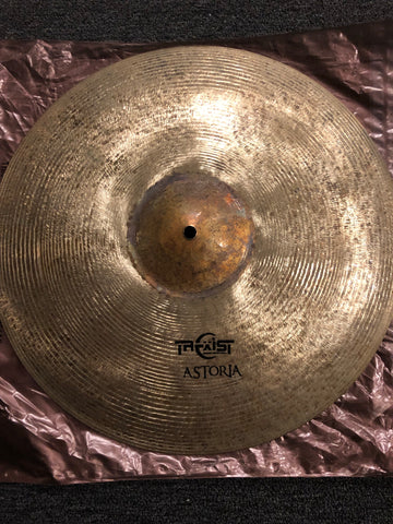 "Trexist Astoria Crash Cymbal - 18"" - 1551 grams - New"