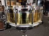 USED Pearl CS1465F Chad Smith Free Floater Tricolon Snare Drum 14x6.5