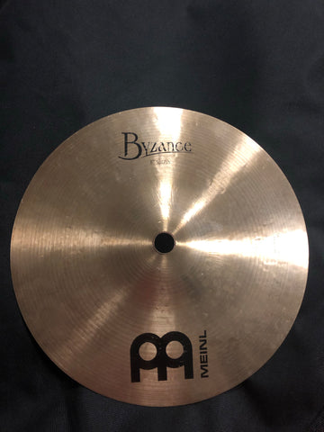 "Meinl Byzance Traditional Splash - 8"" - 161 grams - Demo"