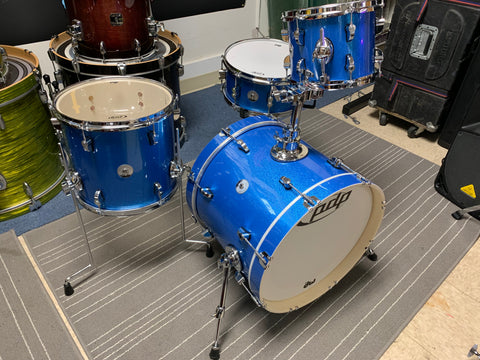 Pdp New Yorker drum set 4 pc