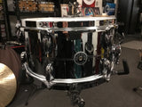 MINT Demo Gretsch Brooklyn 13x7 Steel Snare Drum
