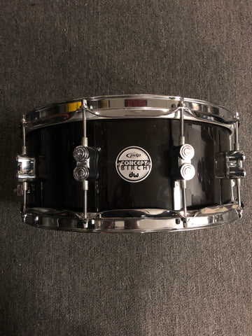 PDP Concept Birch Snare Drum - 5.5x14 - USED - WITH VIDEO