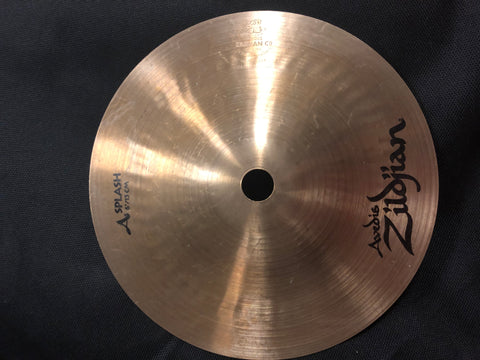 "Zildjian A Splash - 6"" - 108 grams - Used"