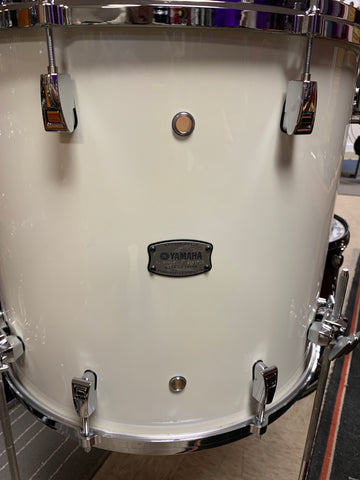 Yamaha PHX japan made PHOENIX floor tom 16x18 white polar mint cond