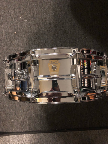 Ludwig Supraphonic Keystone Badge  Snare Drum  - 5x14 - USED
